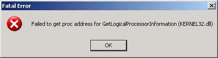 что такое fatal error