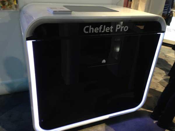 Пищевой 3D-принтер