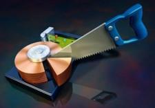 Как разделить жесткий диск в Windows 8