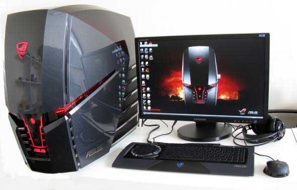 мощность компьютера