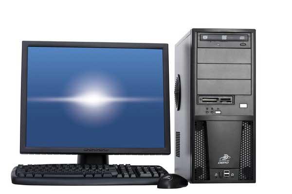 На сколько процентов мы используем мощность компьютера