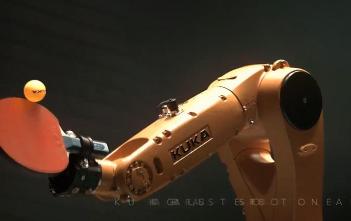 Робот Kuka