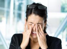 защитить глаза от перенапряжения