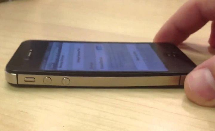 IPhone 4. А вы проверили ваш смартфон на прочность?