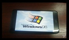 Windows 98 на iPhone 6