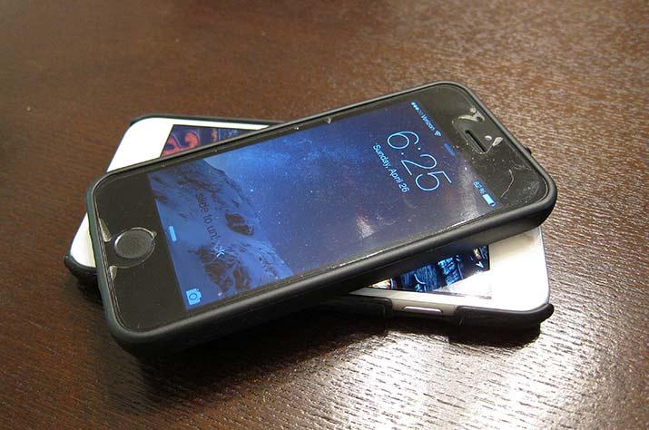 iPhone 5s против iPhone 6