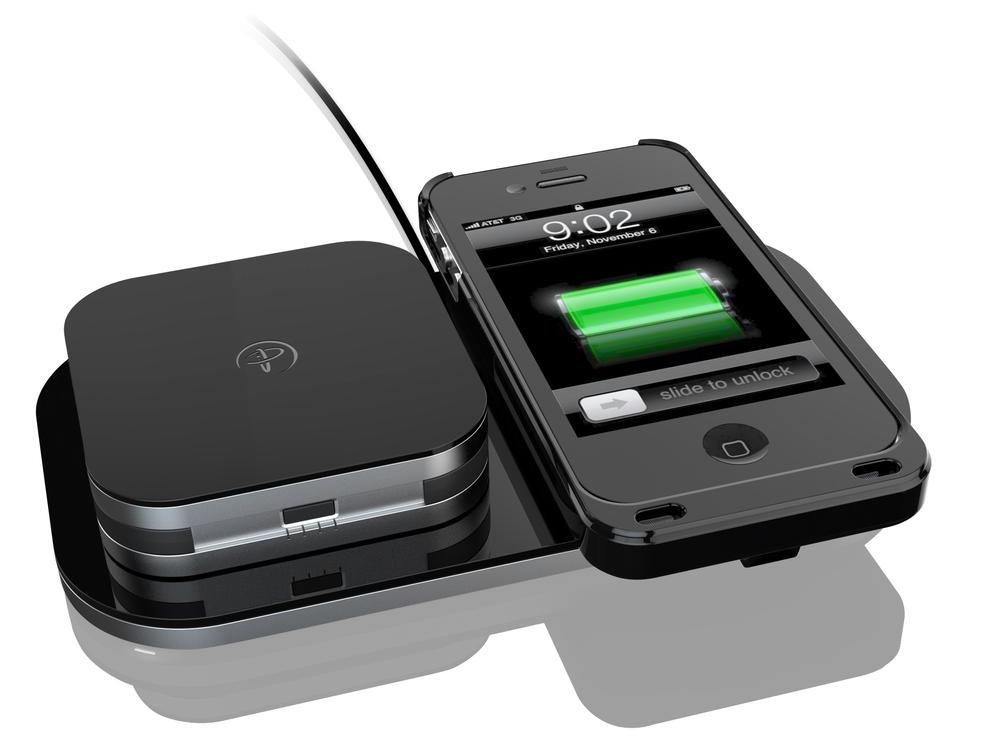Зарядное устройство для iphone Duracell Powermat 24-Hour Power System