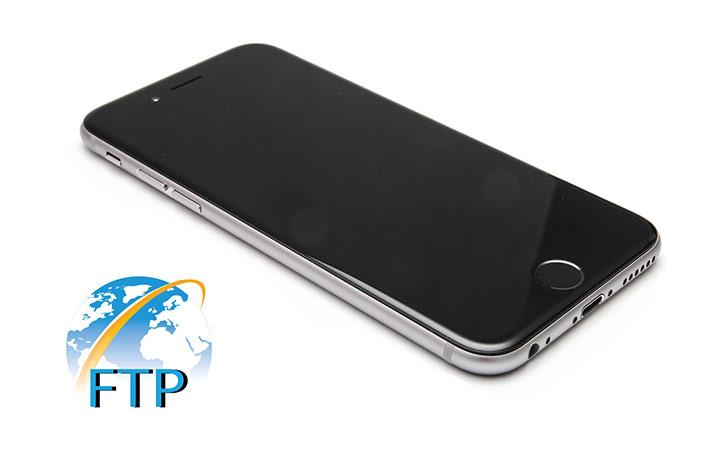 FTP клиент для iPhone