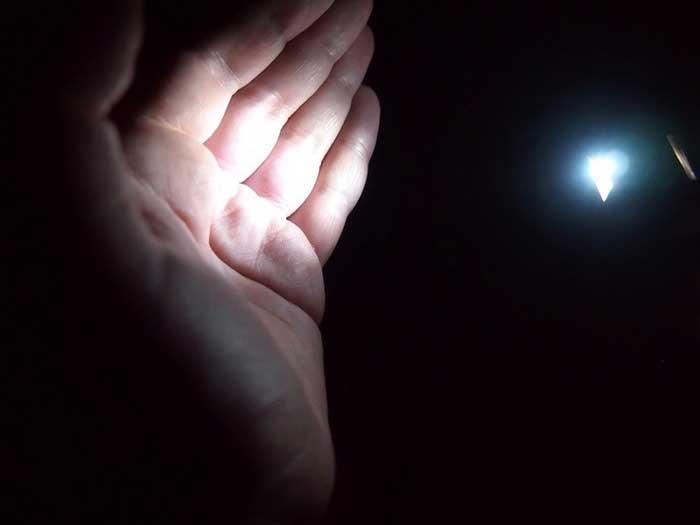 Вечный фонарик