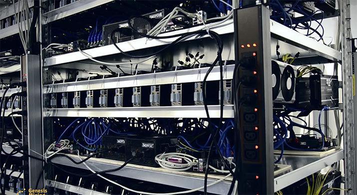оборудование для майнинга биткоин