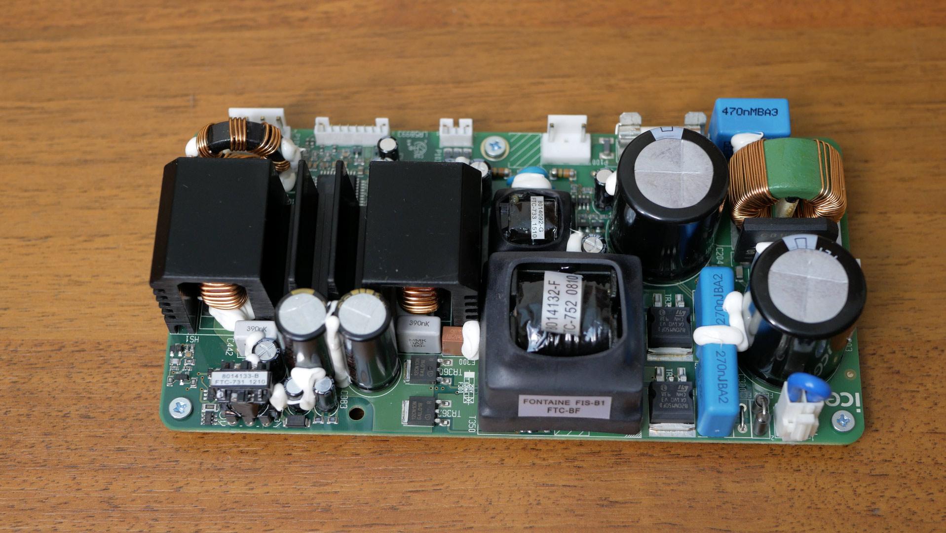 Hi-End аудио усилитель в классе D - ICE125ASX2 - v-mire net